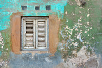Textured Walls of Cuba